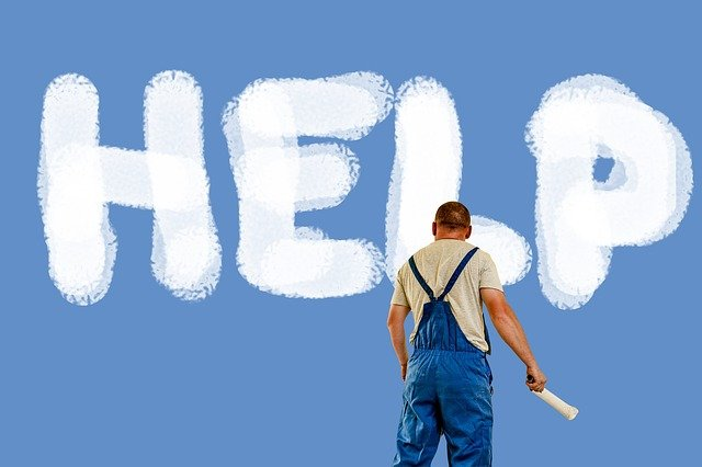 how to ask for help when you need it