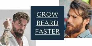 Read more about the article How to Grow Beard Faster Naturally | Shave Goatee in 5 steps